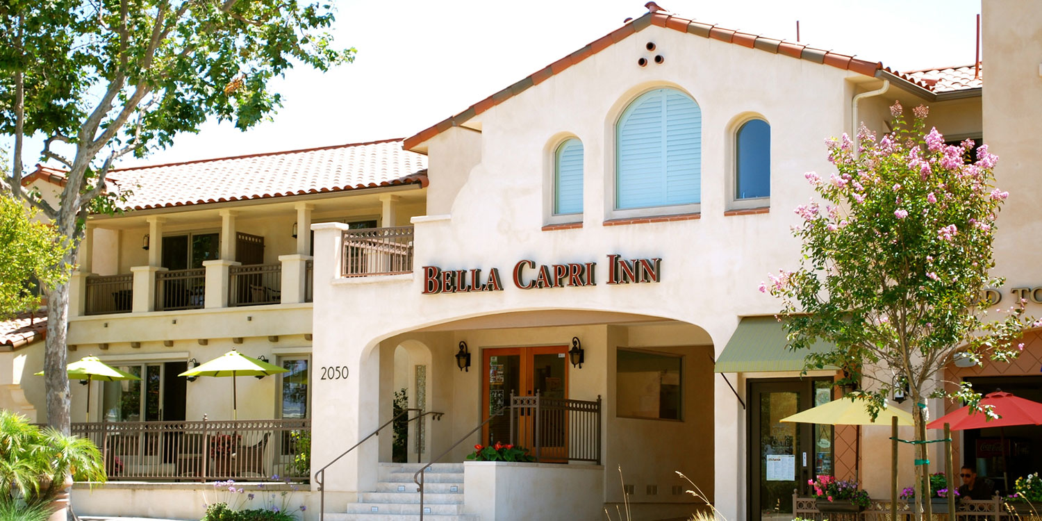 LUXURY BOUTIQUE LODGING IN THE HEART OF CAMARILLO, CA