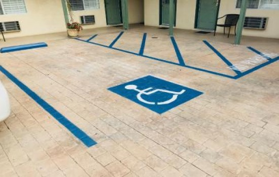Welcome To Bella Capri Inn & Suites - Dedicated Accessible Parking